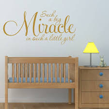 girl s nursery quote wall sticker on wall art sayings for nursery with girl s nursery quote wall sticker by mirrorin notonthehighstreet