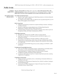 Police Officer Resume Examples Surprising Online Resume Template With Police Officer And Pdf Also 10