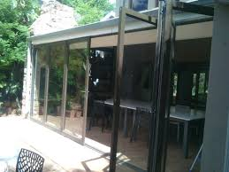 aluminium sliding doors repair and glass replacement