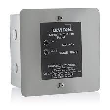 breaker box surge protector. Unique Surge Leviton 511201 Surge Protector For Breaker Box