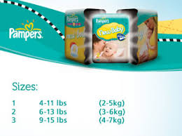 Pampers New Baby Size 0 1 2 5 Kg Micro Nappies 6 X Packs Of 24 144 Nappies