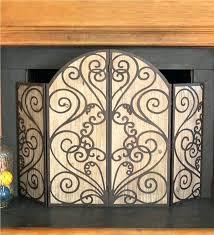 fabulous decorative fireplace screens decorative fireplace screens garden gate decorative fireplace screen with regard to decorative