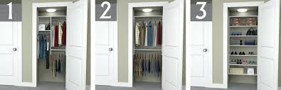 reach in closet ideas 3 foot closet reach in closet ideas with sliding doors
