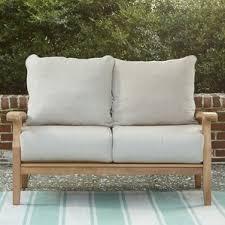 Teak Patio Furniture You ll Love