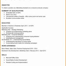 Resume Samples College Graduate Entry Level Archives Circlewriter
