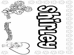 Small Picture Download Coloring Pages Name Coloring Pages First Name Coloring