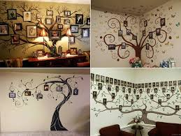 diy family tree wall art decor beesdiy com diy family tree wall art decor