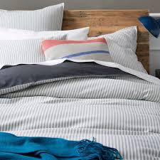 discover the range of colorful bedding and textiles from west elm including striped duvets quilts coverlets sheet sets and pillows