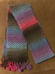 Crochet Scarf Pattern Free Gorgeous Free Crochet PatternGelato Infinity Scarf Give Them The Hook