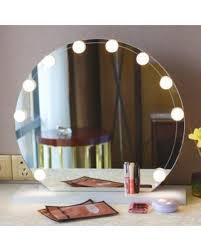 makeup mirror lighting. LED Vanity Mirror Lights Kit With Dimmable Light Bulbs, Lighting Fixture Strip For Makeup