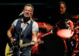 ian bruce springs performs in concert at gillette stadium in foxborough m on
