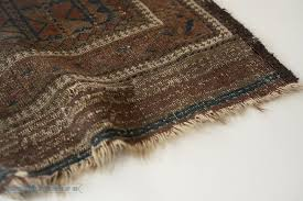 use this simple tutorial to clean your vintage rug to see