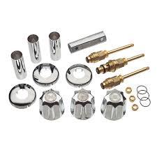 danco 3 handle metal tub shower repair kit for gerber