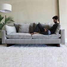 west elm harmony sofa luxe elegant
