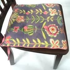 tie on outdoor seat cushions french round cushion with ties tie seat cushions