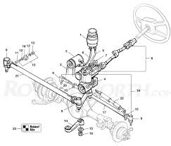 1995 defender 90 steering linkage diagram all wiring diagram discovery i steering column rovers north land rover parts and shift linkage diagram 1995 defender 90 steering linkage diagram