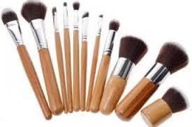 beaute basics makeup brush set review ebay wood makeup brush set
