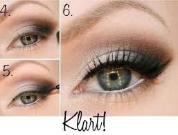 y eye makeup tutorials eye makeup tutorial easy guides on how to do smokey