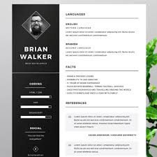 Stand Out Resume Templates Free Standout Resume Template Resume Cover Letter 1