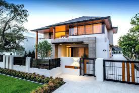 fence design. Modern Fences Design Fence Exterior Contemporary  With Cedar Cladding
