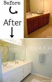 Painting A Bathroom Vanity Realie - Soapp Culture