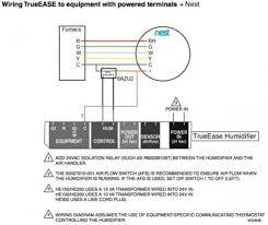 ecobee3 humidifier wiring ecobee3 image wiring diagram trueease he250 nest wiring trane xv90 doityourself com on ecobee3 humidifier wiring