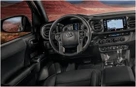 2018 toyota tacoma interior. 2018 toyota tacoma interior design
