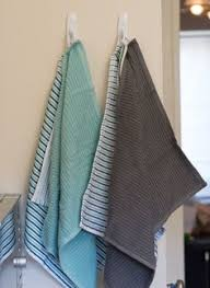 hanging towel. Have You Ever Noticed That The Nicest Kitchen Towels A Nifty Little Loop, Perfect For Hanging On Hook Towel