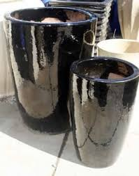 topez wholesale glazed big range of glazed pots urns and other