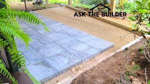 diy pavers. Fine Diy Paver Patio Diy Inside Diy Pavers Ask The Builder