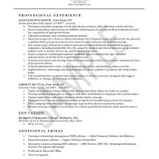 Insurance Resume Example Insurance Appraiser Resume Example Professional Curriculum Vitae 13