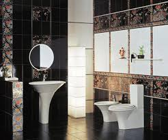 Small Picture Extraordinary Modern Bathroom Wall Tiles Tile Designs Inspiring