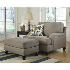 not in this color but ashley furniture hariston ake chair and a half with english arms miskelly furniture chair a half
