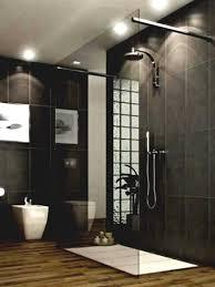 bathroom shower tile design color combinations: contemporary bathroom designs for small bathrooms homely remodeling ideas grey color schemes black ceramic tiles chrome shower head remo