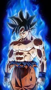 Goku Wallpapers on WallpaperDog