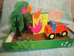 Поделки в детский сад на тему пожарной безопасности 152