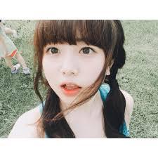 オルチャン髪型ショートミディアムロング学生 Hachibachi