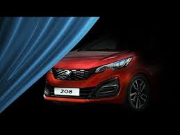 future 208 peugeot 2018. delighful peugeot 2018 new peugeot 208 in future peugeot