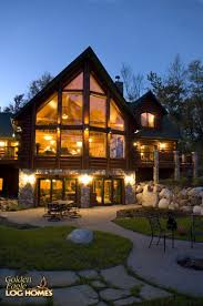 Log Cabin Homes Designs Luxury Small Home Kits Plans Photo