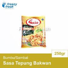 Tepung bumbu sasa 250gr bakwan spesial: Tepung Sasa Bakwan 250 Gr Jakarta Barat