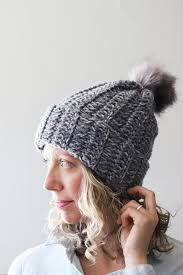 Free Crochet Hat Pattern Awesome One Hour Free Crochet Hat Pattern For Beginners Video Tutorial