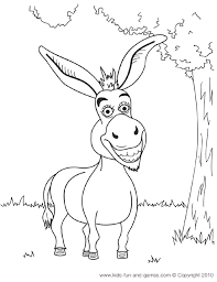 Small Picture Mule Coloring Pages GetColoringPagescom