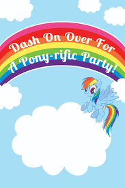 Small Picture Best 25 Rainbow dash party ideas on Pinterest My little pony