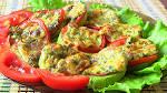 Кабачок запеченный с сыром и помидорами в духовке рецепт 161