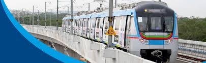 hyderabad metro l t  my city my metro my pride