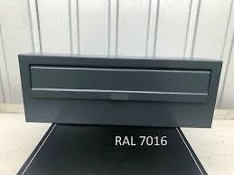 ral 7016 graphite grey anthracite