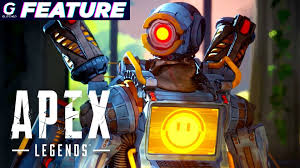 Playing Apex Legends From South African First Impressions