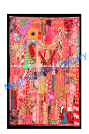 indian wall tapestry vintage wall patchwork tapestry meadows