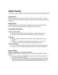 Sample Resume Objective For Production Worker Inspirationa Assembler