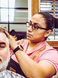 "The Shave On Fifth on Twitter: ""We would like to introduce everyone to our  newest additions to The Shave team, Grant Heron and Alma Castañón. • • •  Book online now, they're"